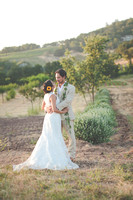 Quiara + Joe, Sonoma, Oak Hill Farm