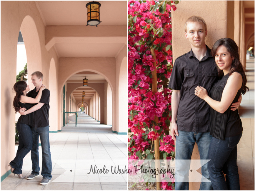 Santa Barbara Couples Portrait and Engagement Session Photography