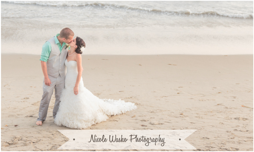 Santa Barbara wedding on the beach photographer