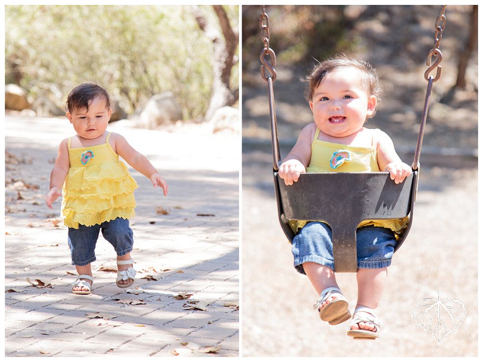 Stevens Park Santa Barbara Family Portrait Photographer