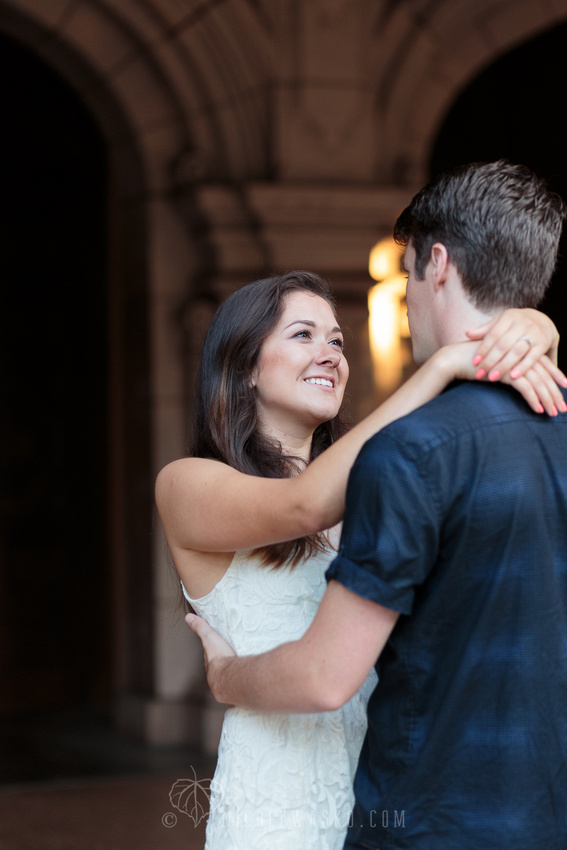 San Diego Engagement Session Balboa Park